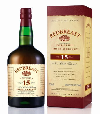 Image result for Redbreast 15 year old single pot