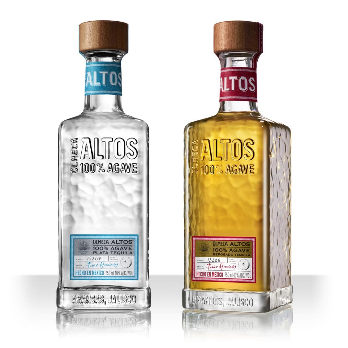 Gsn Review Olmeca Altos Tequila Good Spirits News