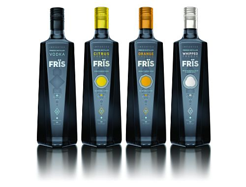 FrisVodkaRangeAlcoholicDrink