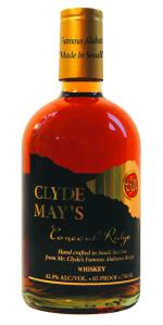ClydeMays Bourbon Whiskey