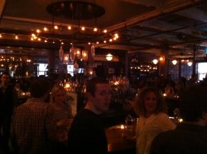 Good Luck restaurant hosted the Campari America Spirit Dinner