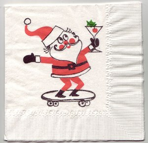 santa-napkin