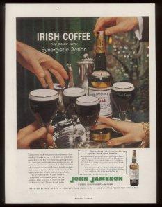 Jameson Irish Coffee