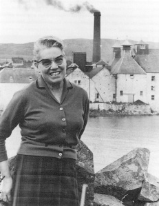 Bessie Williamson, Distillery Manager after Ian Hunter