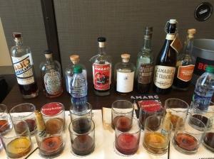 Amaro Tasting Session