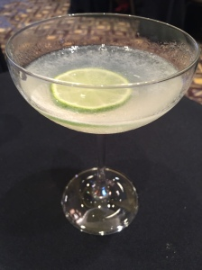 Daiquiri from Pierre Ferrand rum session